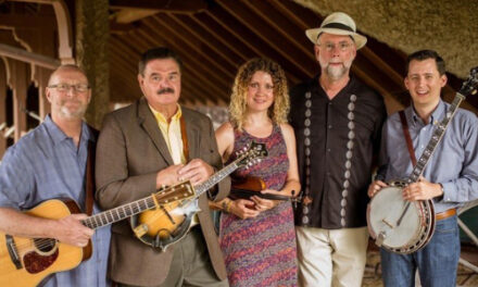 Valdese FFN Hosts Whitewater Bluegrass Co., This Friday, 6/18