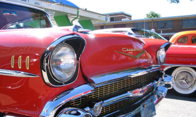 Downtown Lenoir Cruise-Ins Are Back Starting Saturday, July 3
