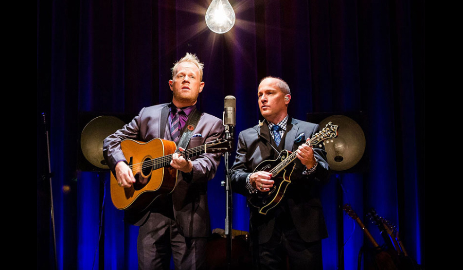 Showcase Of Stars Hosts Dailey & Vincent, This Saturday, 6/26