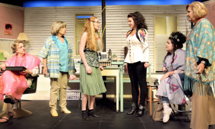 Last Chance To Catch Sweet Magnolias On Stage, June 18-20