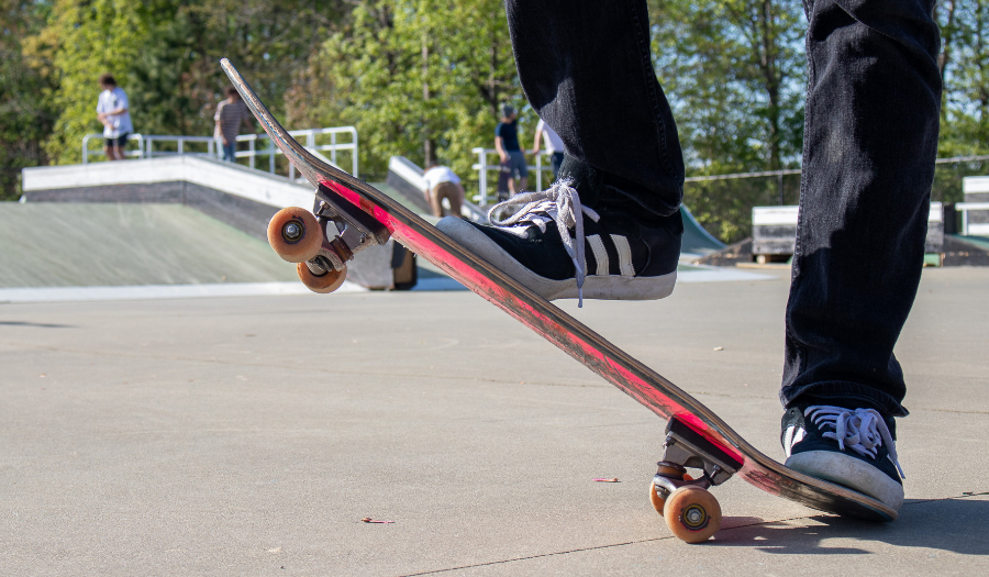 Stanford Park Skateboard Competition, This Sat., June 12