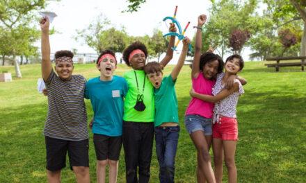 Hickory Parks & Rec. Presents Camp Hoorah, Aug 9 – 13