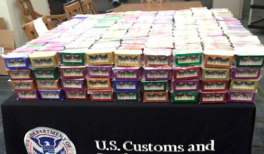 Eye-Popping 6,000 False Lashes Seized At New Orleans Airport
