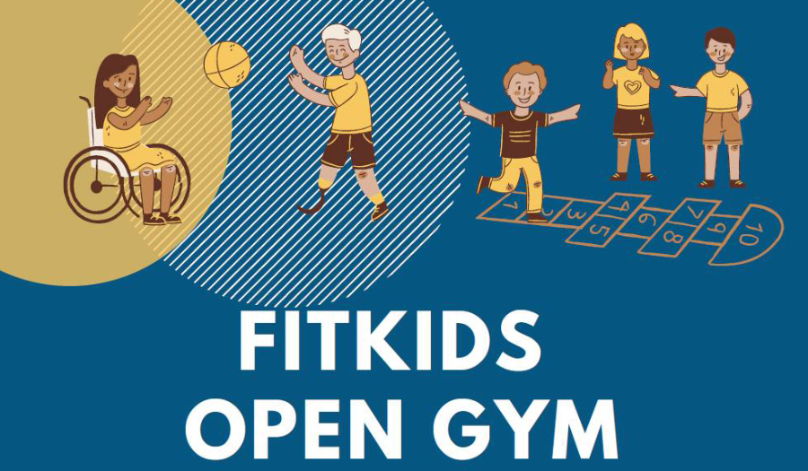 Register For City Of Hickory's FitKids Open Gym, Fri., July 23