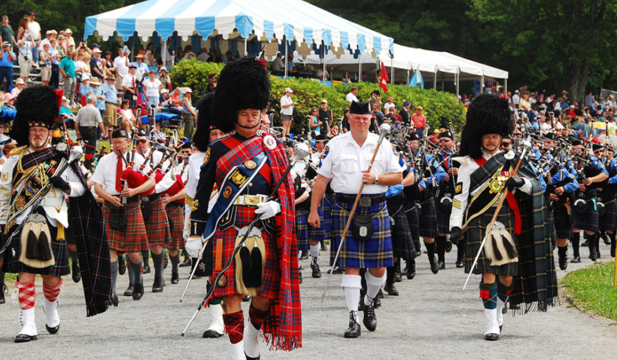 Grandfather Mountain Highland Games Are This Week, July 8-11