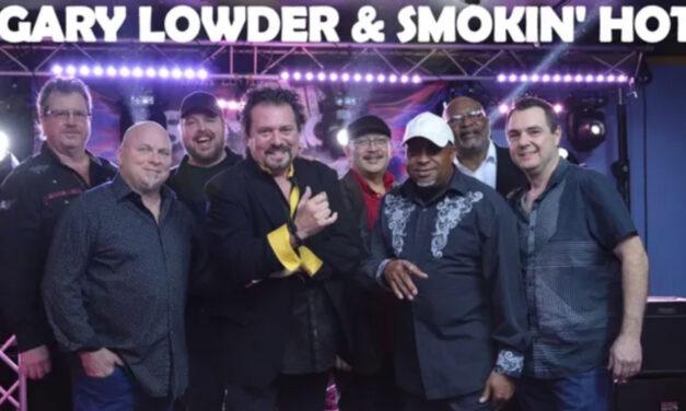 Bright Future Concert Hosts Gary Lowder & Smokin' Hot, July 31