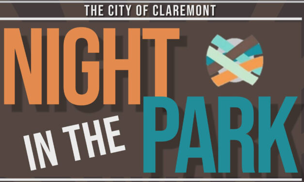 City Of Claremont's Night In The Park Saturday, July 17 At 4PM