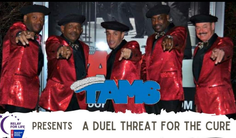 The Catalinas & The TAMS Perform, Benefiting Relay For Life, July 23