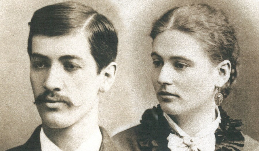 Daniel and Maud Shuler