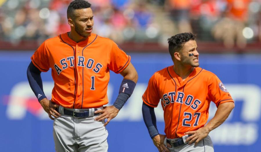 Correa and Altuve