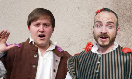 Meet The Leads Of HCT's Upcoming Show, Something Rotten