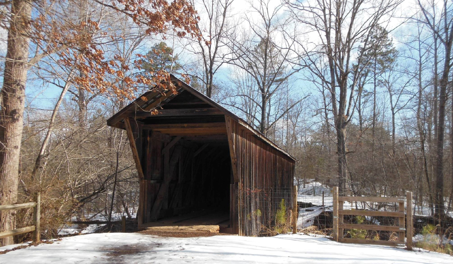 Bunker Hill Covered Bridge Presentation, Tuesday, July 27