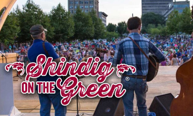 55th Shindig On The Green® And The 94th Annual Mountain Dance And Folk Festival® Are Back!