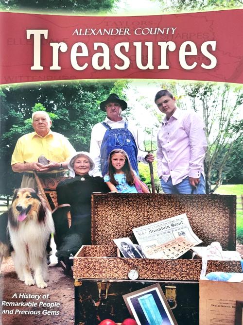 Alexander County Treasures History
