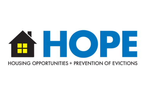 Hope Program Now Accepting Tenant Referrals