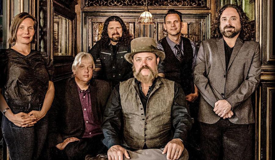 J.E. Broyhill Civic Center Hosts John Driskell Hopkins Band, 8/12
