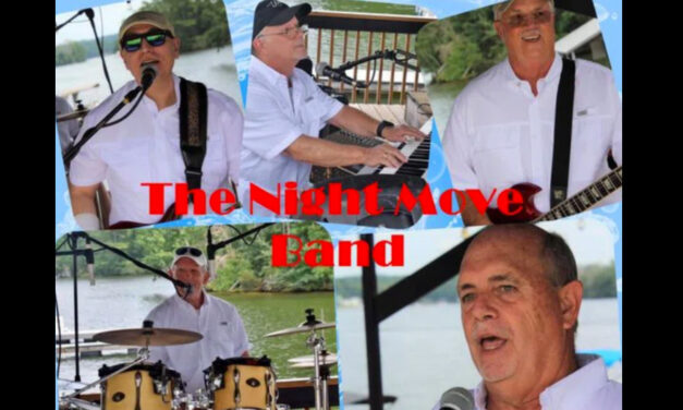 Valdese FFN Continues Aug. 20 With The Night Move Band