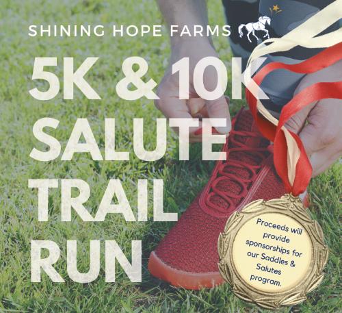 Salute Trail Run 5K/10K
