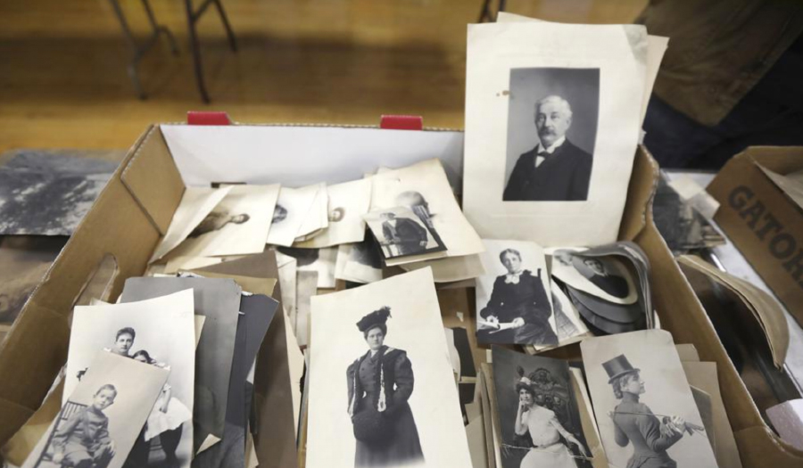Susan B. Anthony Photo, Found In Attic, Now Going To Auction