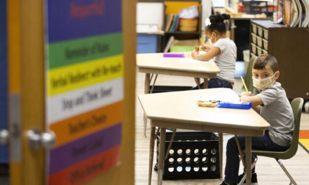 Pandemic Prompts Changes In How Future Teachers Are Trained