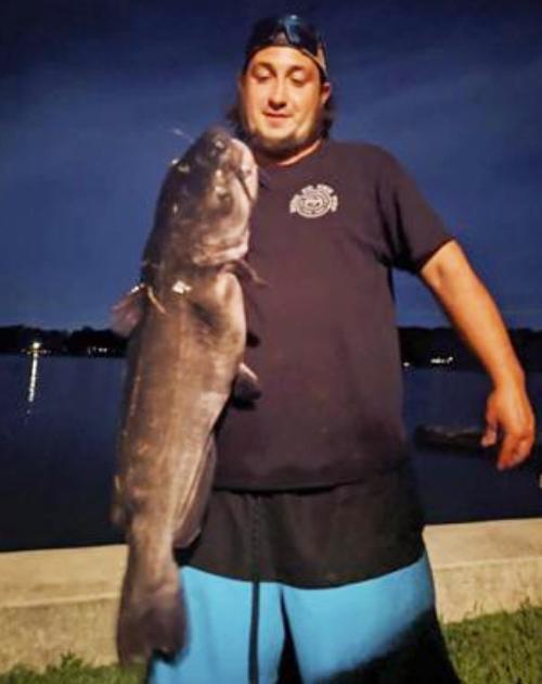White Catfish Catch
