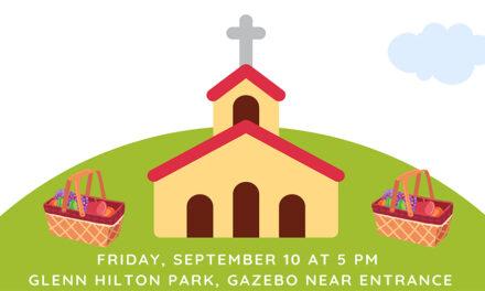 Foothills Faith & Fellowship Hosts Public Picnic, September 10