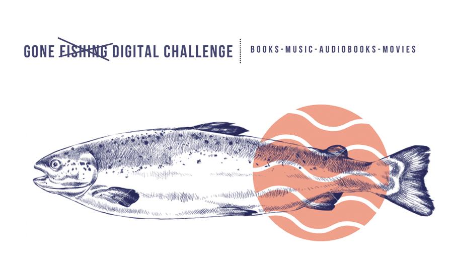 Gone Digital Challenge At Beaver Memorial Library, 10/4