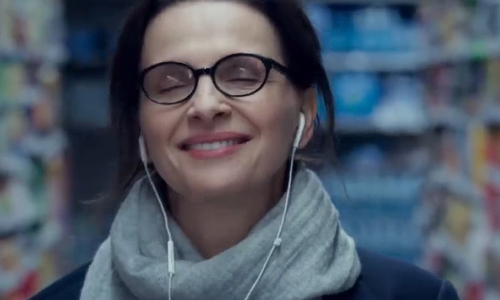 Juliette Binoche in Who You Think I Am