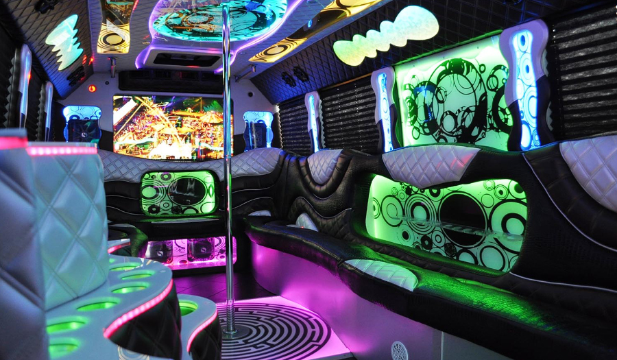 Comical, Topical? Party Bus Saves Day For School Field Trip