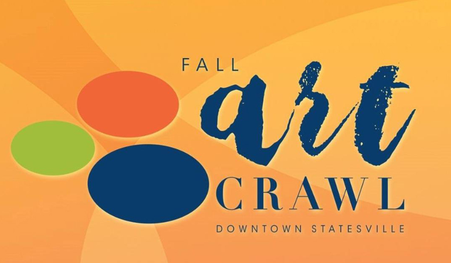 Statesville Fall Art Crawl To Showcase Over 70 Artists, 9/24