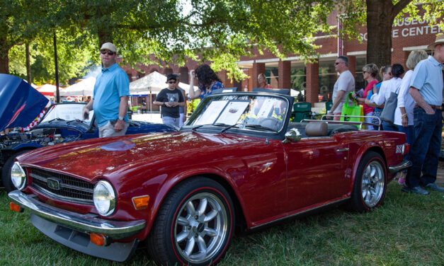8th Annual Autolawn Party Benefits HMA, September 11