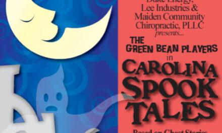 Green Bean Players Presents Carolina Spooktales, Oct. 30