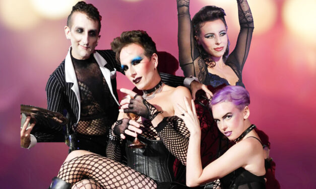The Rocky Horror Show, At The Fred B. Cranford  Amphitheatre In Valdese, Beginning Oct. 15th