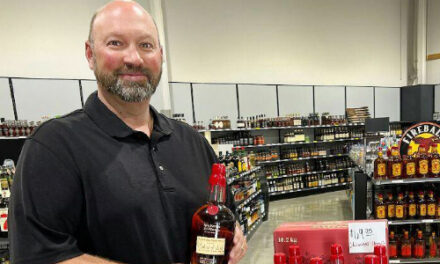 Two Local Guys Work With Maker's Mark To Create An Exclusive Bourbon Whisky For Catawba County