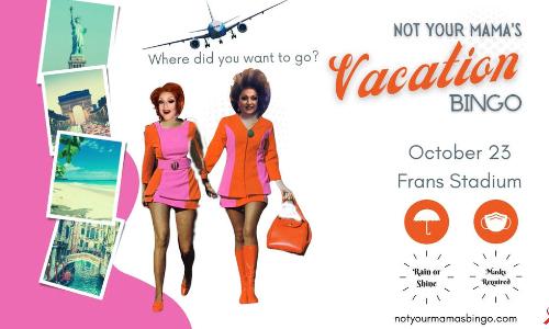 Not Your Mama's Vacation Bingo
