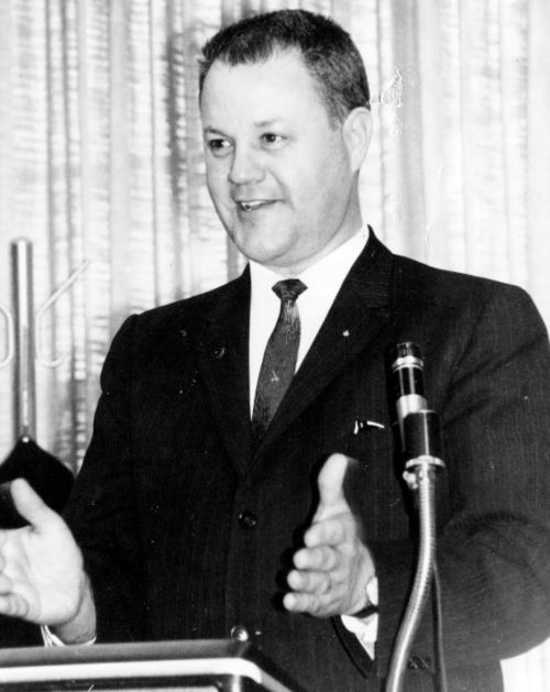 Robert E. Paap, 1965