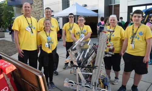 Local Robotics Team