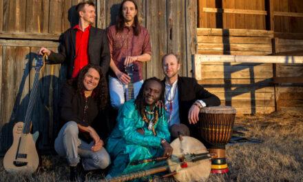 Sails Original Music Series Hosts Diali Cissokho & Kaira Ba, 10/22