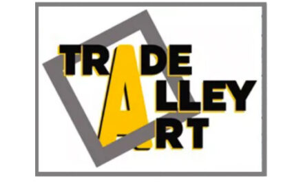 Opening Reception For Trade Alley Art's Juried Art Show, 10/29