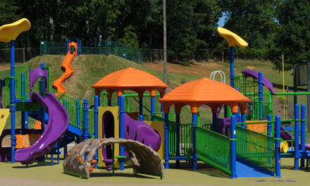 New Zahra Baker Message  Center At Kiwanis Park In Hickory